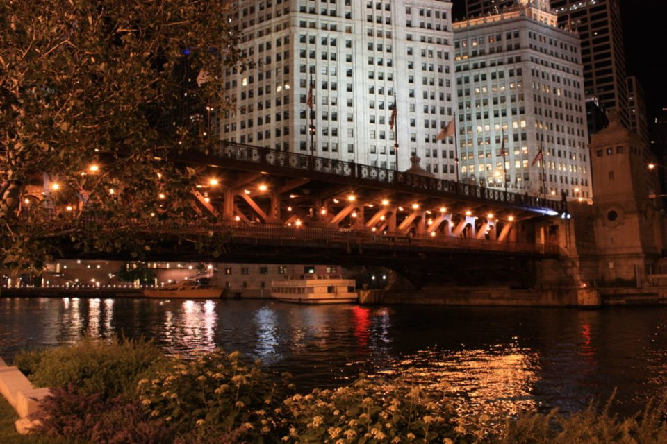 LaSalle Street Bridge