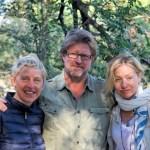 Celebrity Safari: Ellen DeGeneres Has a Wild Summer