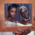 Fashion Inspiration from Models Ajak Deng and Maria Borges