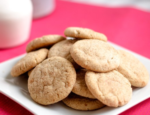 Holiday Cookie Recipe #1: The Snickerdoodle | www.chicandsugar.com