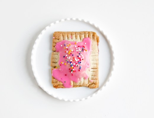These homemade pop tarts are perfectly imperfect and 100% delicious! | www.chicandsugar.com