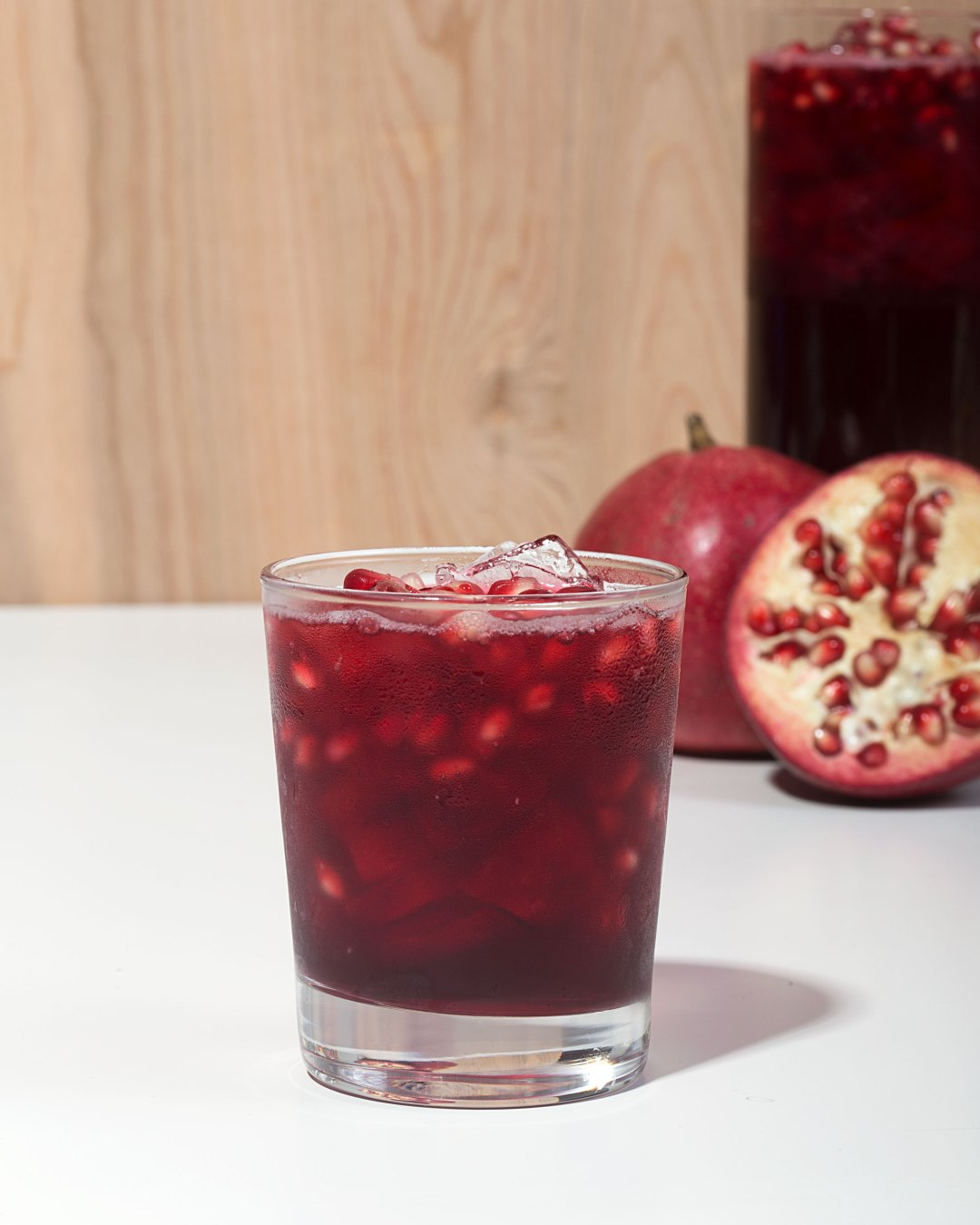 Ponche de Granada (Pomegranate Punch)
