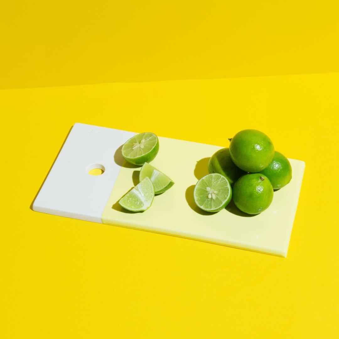 Flan de Limón (Key Lime Flan)
