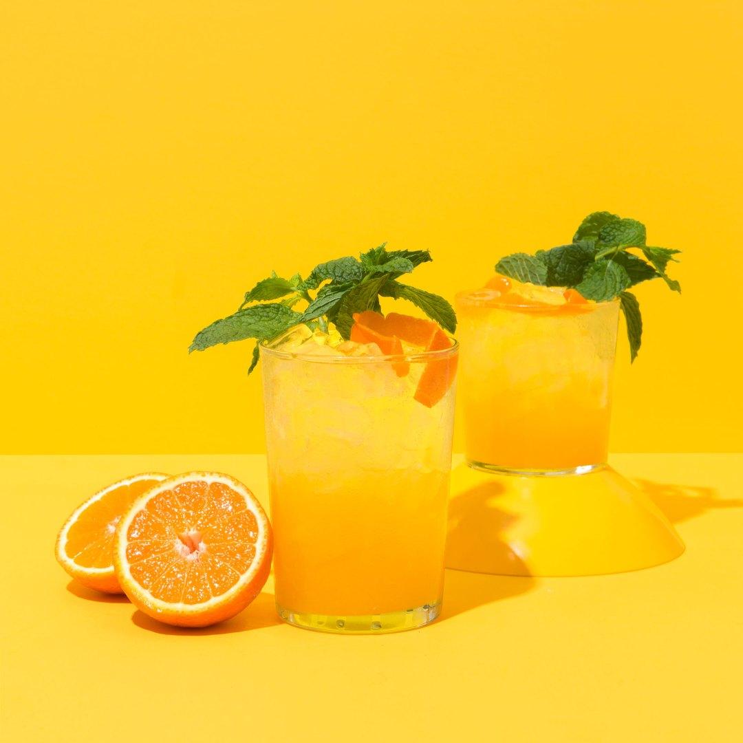 Tangelo Tequila Spritzer