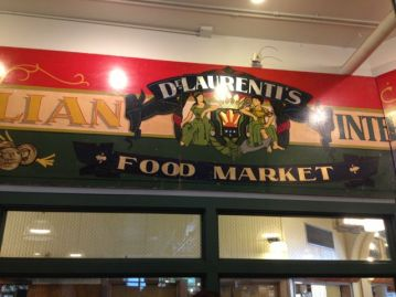 DeLaurenti's Food Market and Deli near the main entrance to Seattle's famous Pike Place Market provides Chicaoji!!