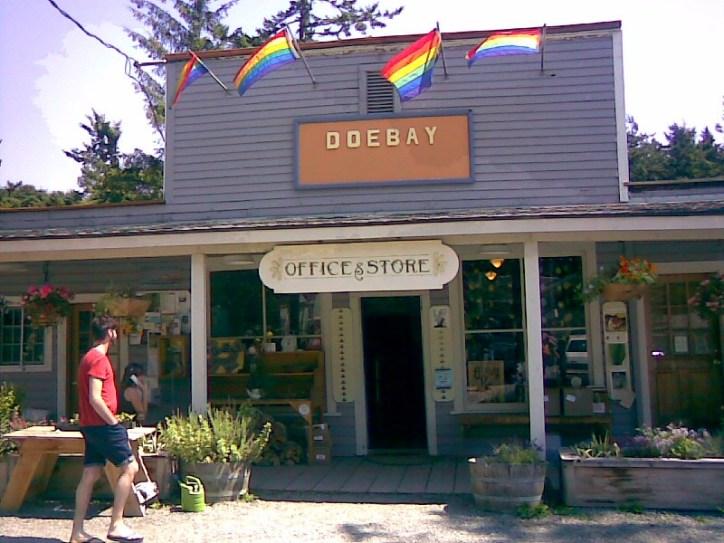 Doe Bay Resort, Orcas Island WA