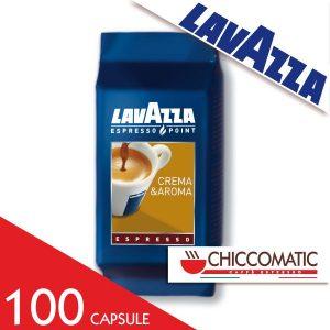 Lavazza Espresso Point Cream & Aroma - Chiccomatic Shop On line