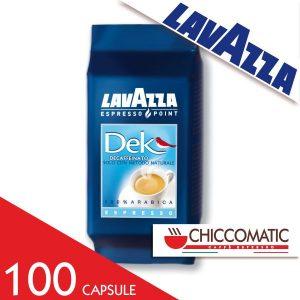 Vendita Online - Lavazza Espresso Point Dek decaffeinato Shop Online Chiccomatic