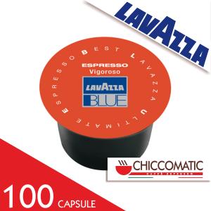 Lavazza Blue Vigoroso 100 Capsule