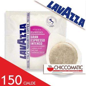 Lavazza Cialda ESE Gran Espresso Intenso 150 Cialde - Vendita Online Chiccomatic