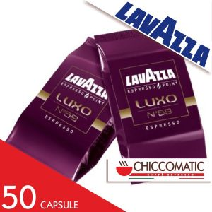 Vendita Online Caffe Luxo n 59 espresso point - Chiccomatic Shop On Line