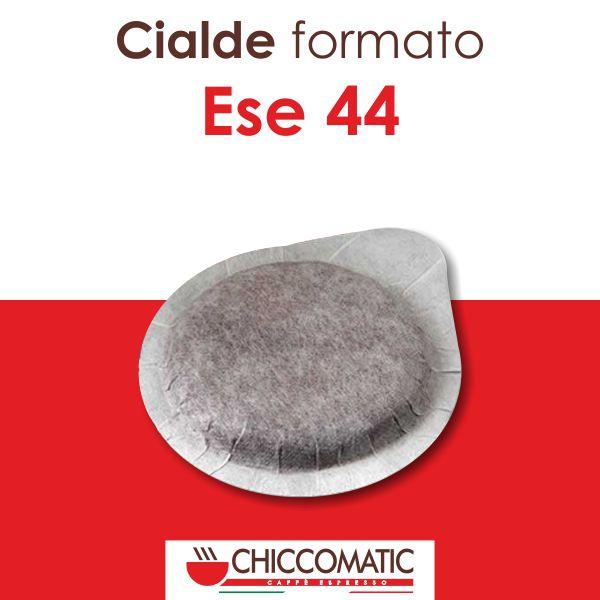 Cialde Caffè formato Cialda Ese - Vendita caffe' online Chiccomatic
