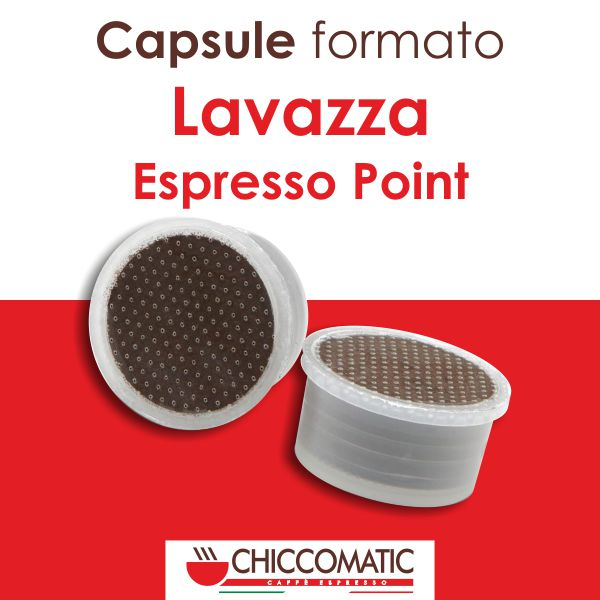 Vendita online Cialde Compatibili Lavazza Espresso Point - Chiccomatic Shop Online