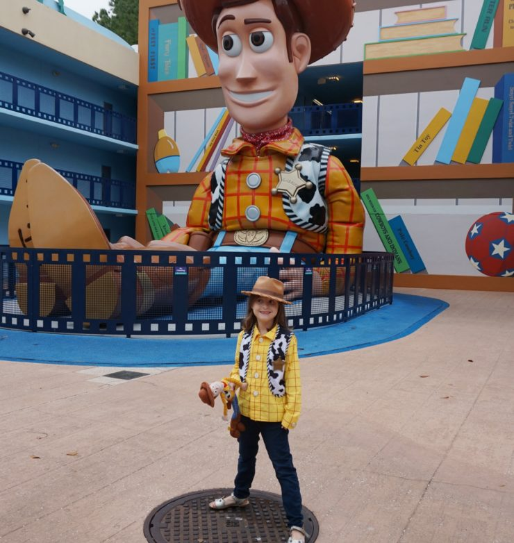 All Star Movies Toy Story Section