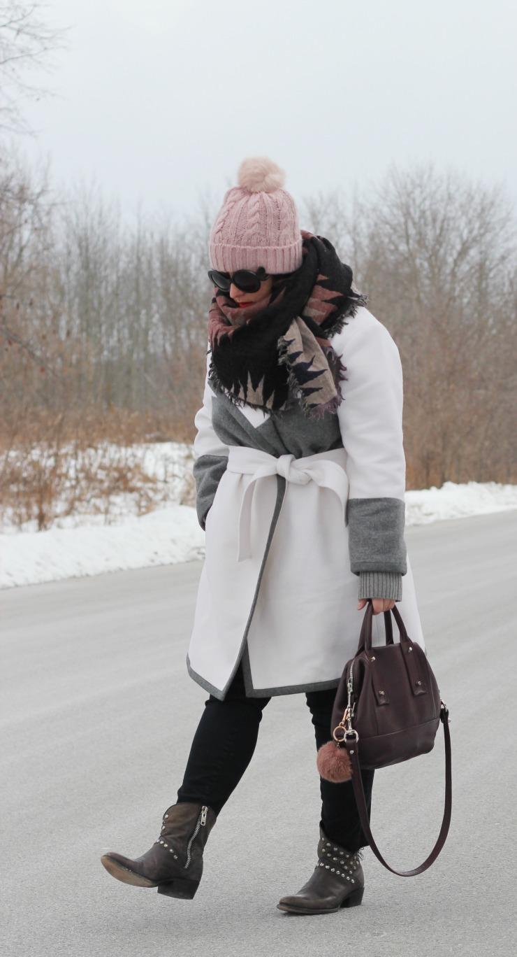 blanket coat style