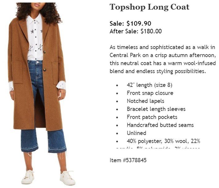 topshop nordstrom anniversary sale