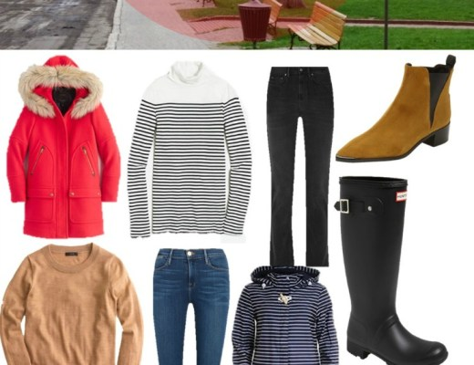 what to pack for Quebec City