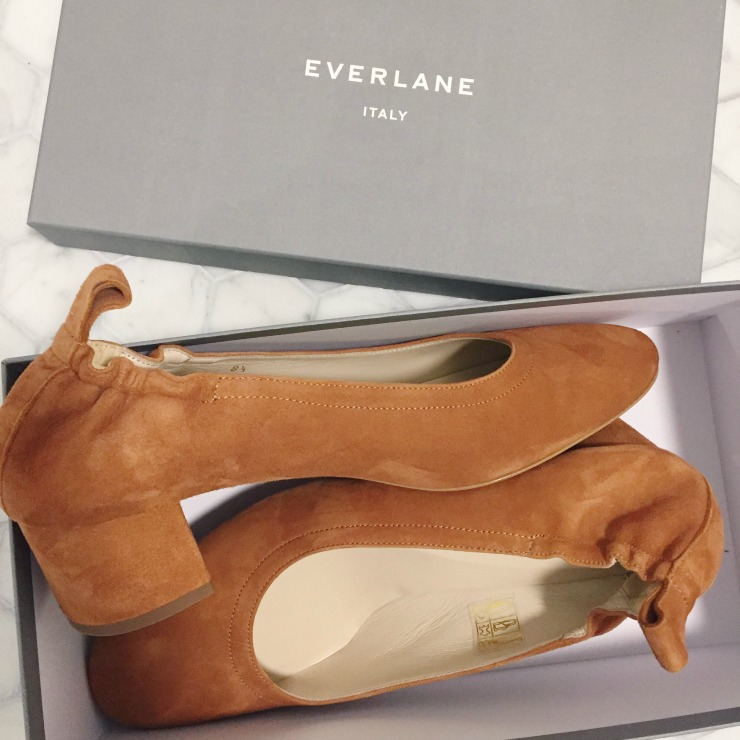everlane day heel review