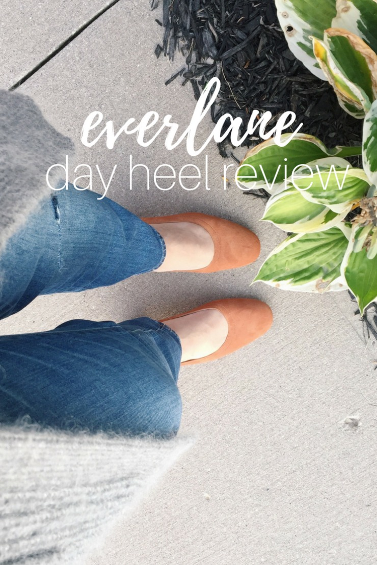 everlane day heel review