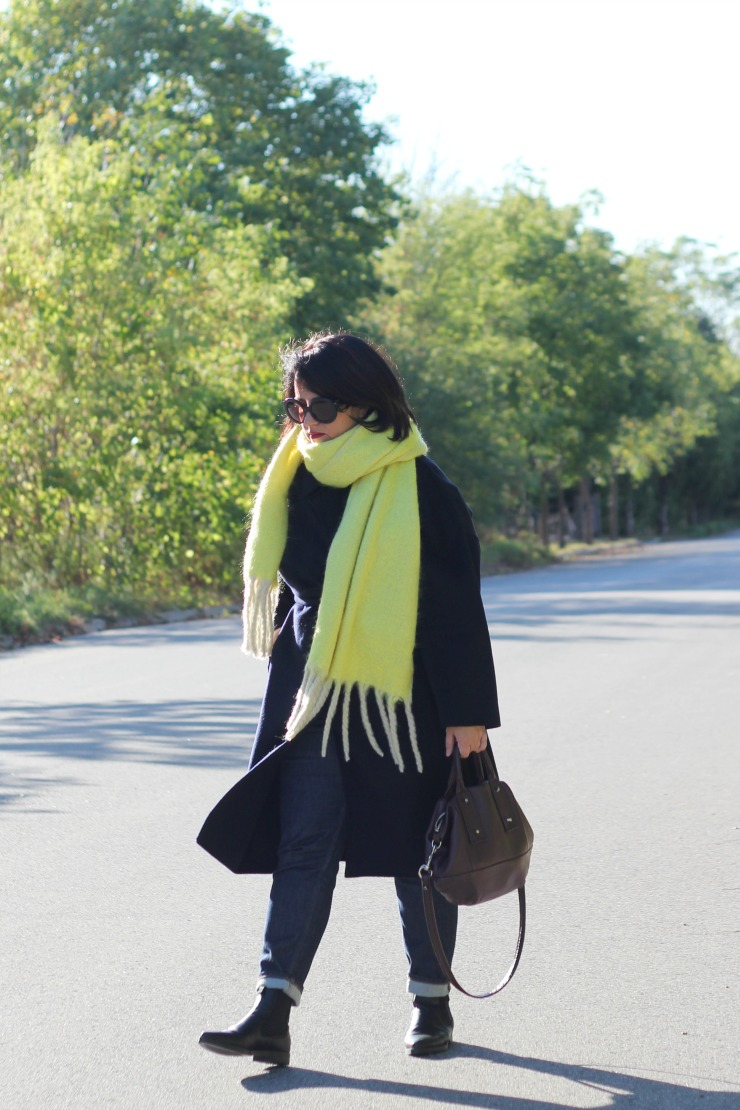 free people scarf zara wrap coat
