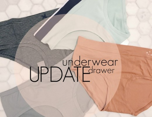underwear drawer update