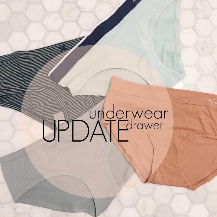 underwear drawer update
