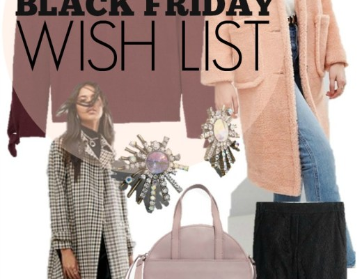 black friday wish list