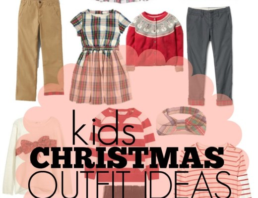 Christmas outfit ideas for kids
