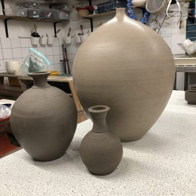 Vases - Stoneware - varying - by Matt Smith
