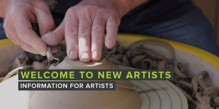 welcome to new artists