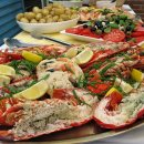 Seafood Party in West Wittering