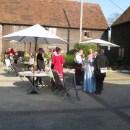 Wedding at Fitzleroi Barn, Fittleworth, West Sussex