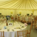 Nutbourne wedding marquee