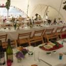 Wedding marquee
