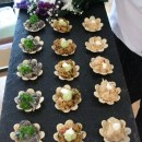 Wedding Catering at Grittenham Barn 2012 (1)