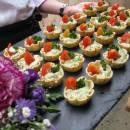 Wedding Catering at Grittenham Barn 2012 (4)