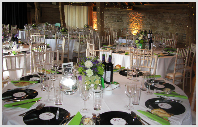 Grittenham Barn Wedding - June 2012