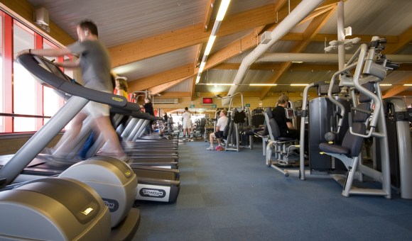 The Gym at Westgate Leisure Centre, Chichester