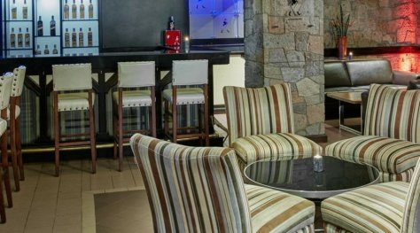 Th Safari Bar, Nairobi Intercontinental