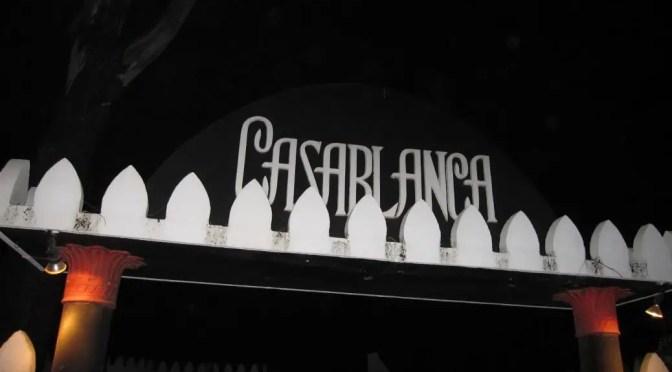 Casablanca (Nairobi) Entrance