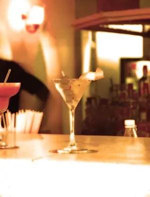 Cocktail at Casablanca, Nairobi