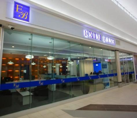 Exim Bank Mlimani City