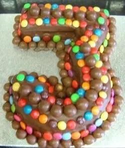 Three Cake