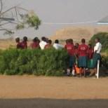 Students, African Barrick Gold (Buzwagi)