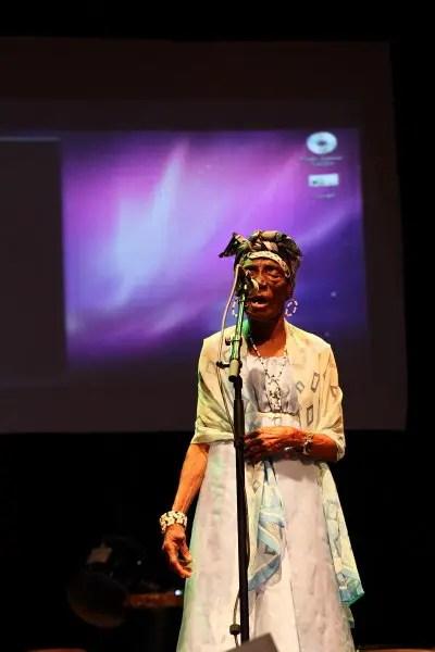 Bi Kidude Performs at TEDxDar