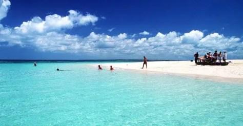 Magical Island at Malindi National Park