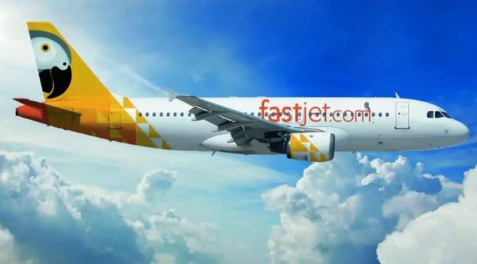 Johannesburg – Dar es Salaam with Fastjet