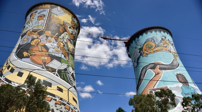 South Africa Travel: Soweto, Johannesburg