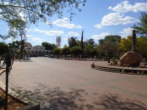 Government Enclave Gaborone, Botswana