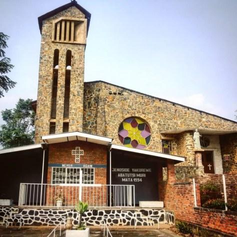 St. Jean Catholic Church, Kibuye, Rwanda
